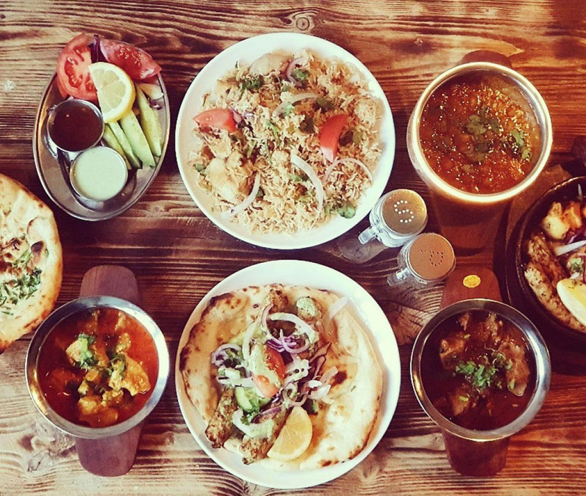 Ahmad's cafe plashet road Halal restaurant Cheeky Tuesdays get 20% off JustEat London UK