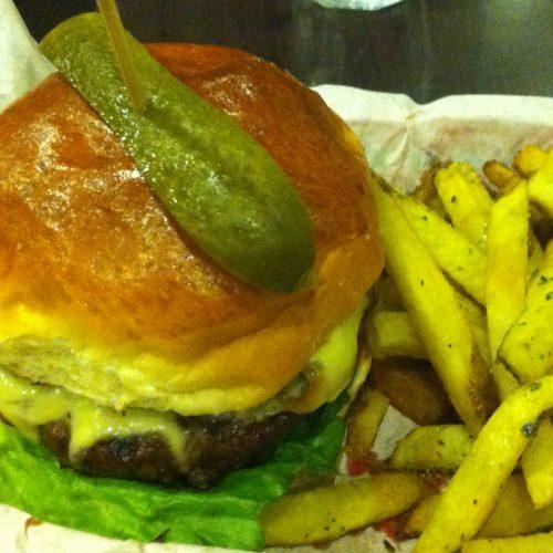Red Iron Burgers - Uxbridge