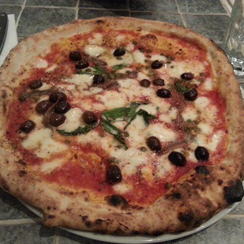 Santa Maria Pizzeria - Ealing