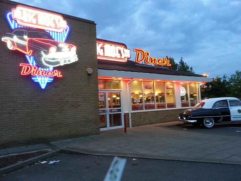 Big Mo's diner