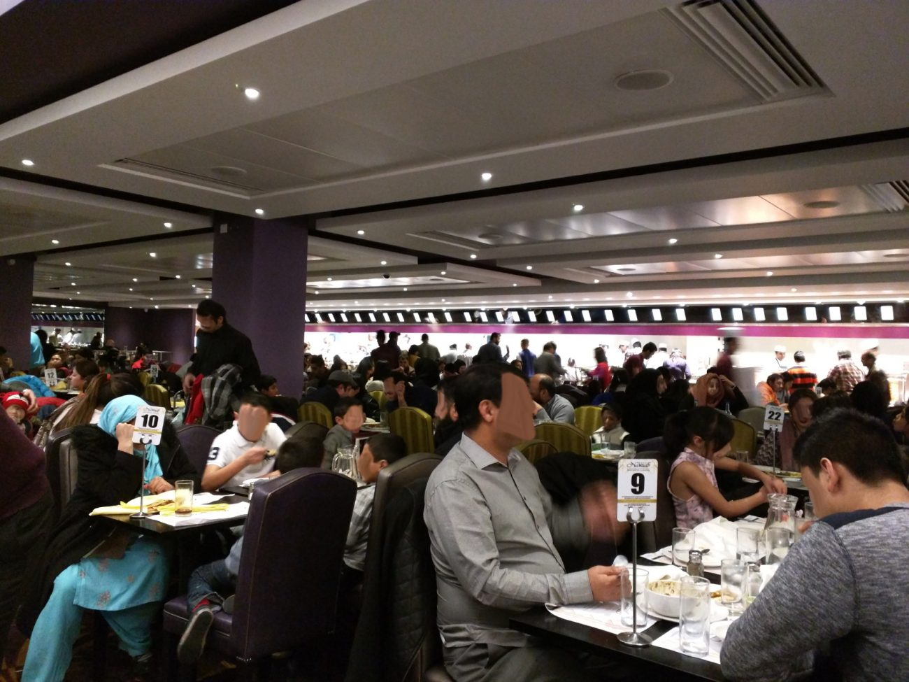 Nawaab Buffet Perivale Manchester