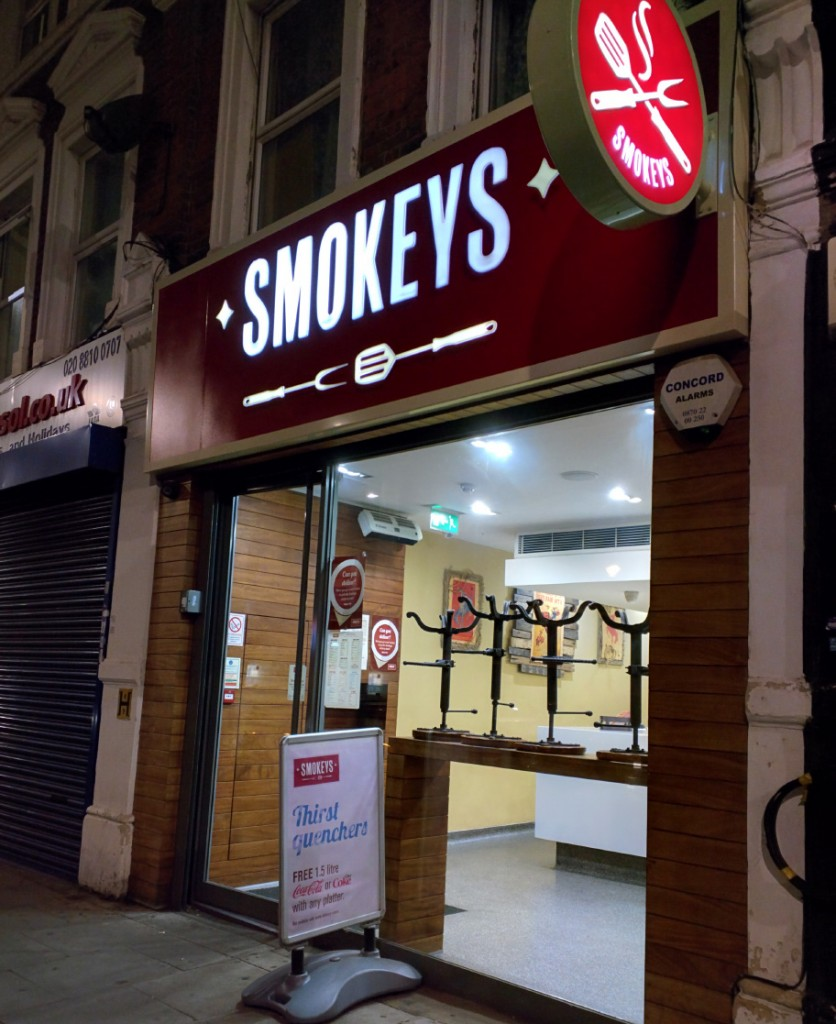 smokeys west ealing
