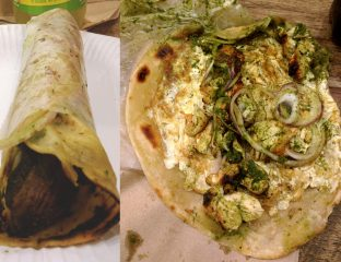 the kati roll company paratha roti