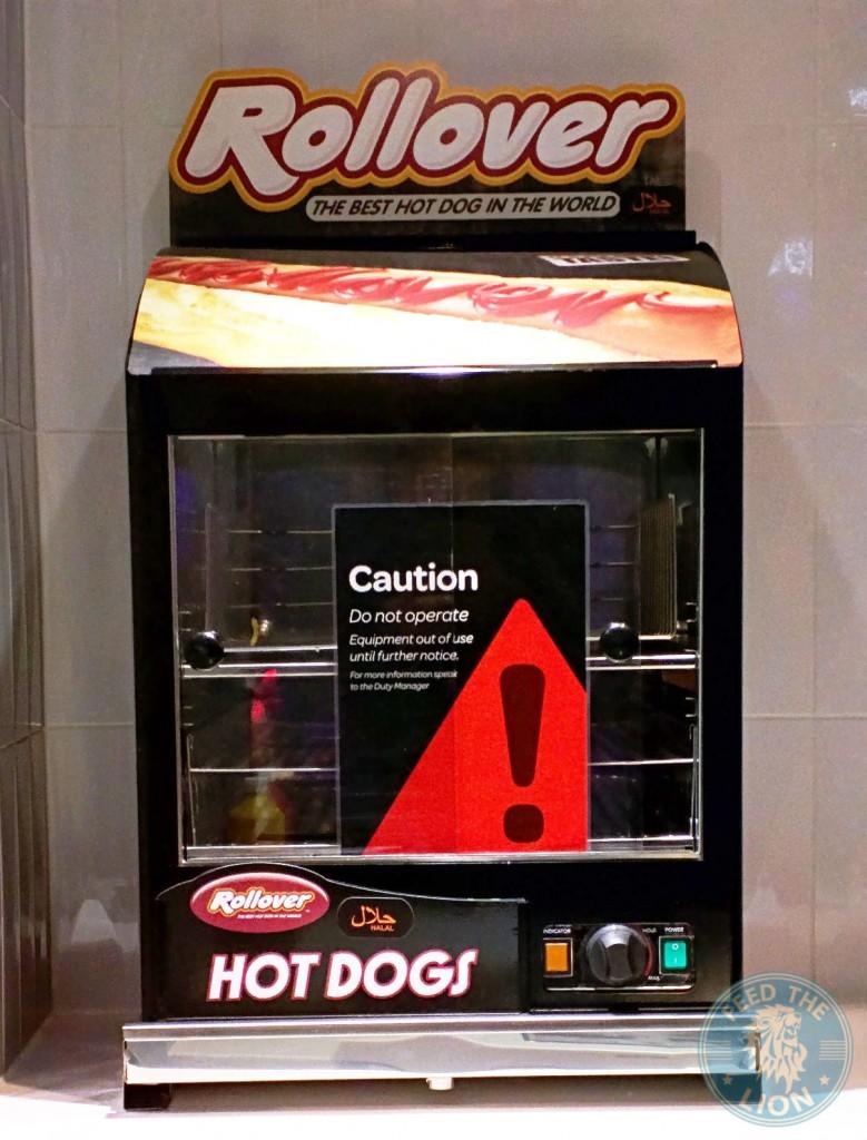 Cineworld Hot Dogs