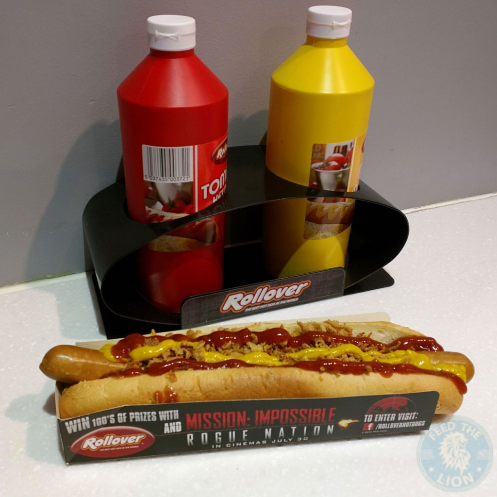 Meat Content Of A Cinema Hot Dog