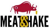 meat & shake logo