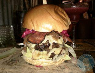 smoky boys beast burger