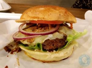Burgista Bros - BBQ burger