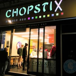 chopstix kensington shop