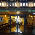 brioche burger shop front