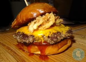 Brioche Burger Halal burger Walthemstow Band of Burgers BOB
