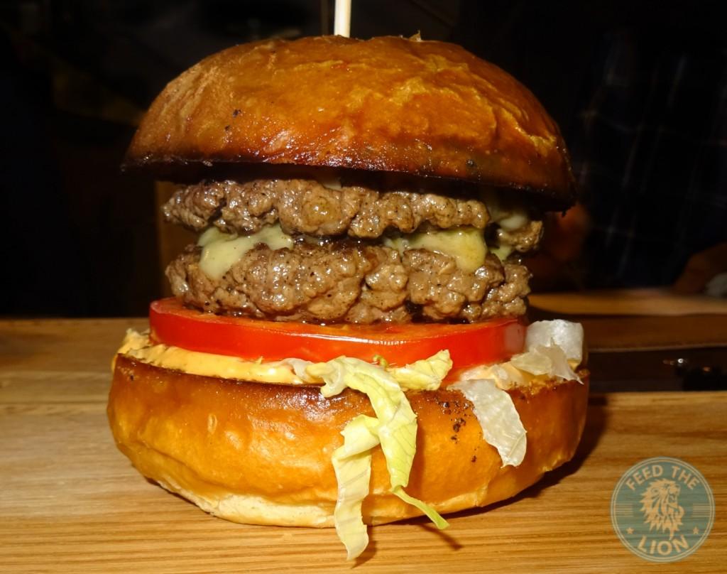 brioche burger cojack