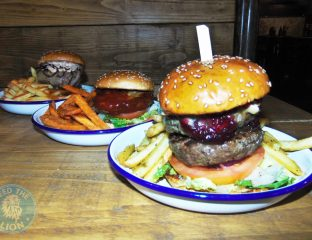 the meating room norbury burger