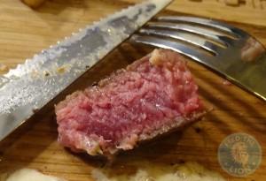 brioche burger steak HMC Aberdeen Angus 21 day dry aged cut
