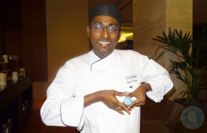 Nine7One The oberoi chef - Rajeev Krishnan