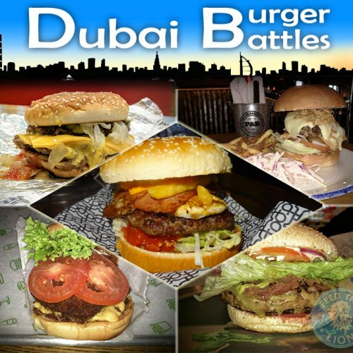 dubai burger battles top 10 best