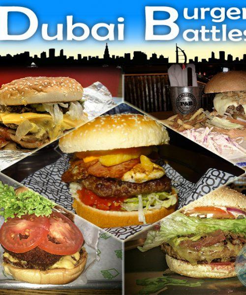 dubai burger battles top 10 best