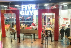 Five Guys Dubai Mall