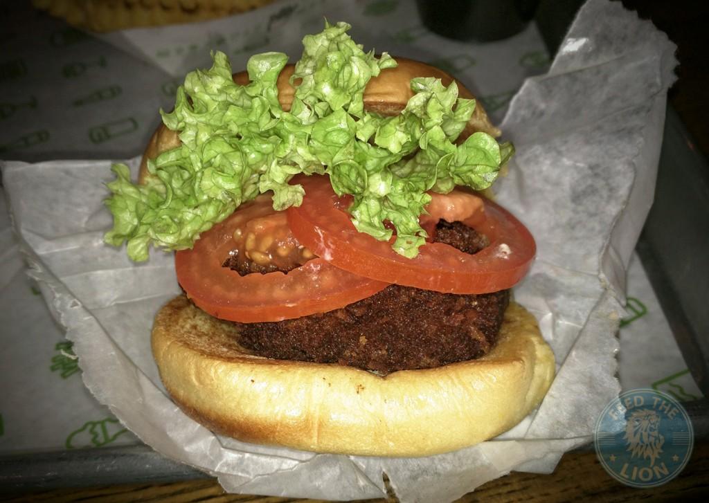 Shake Shack -Shroom Burger