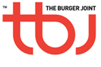 The burger joint TBJ logo