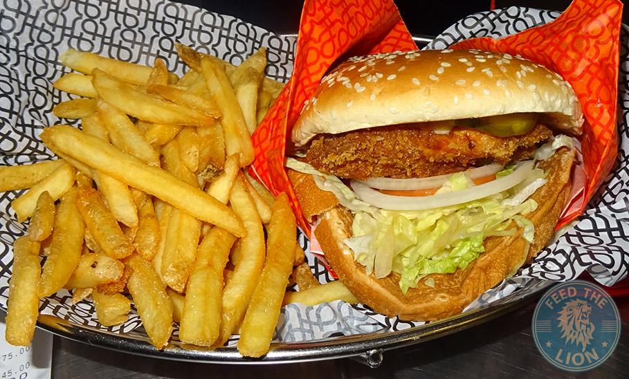 TBJ - Rooster Burger