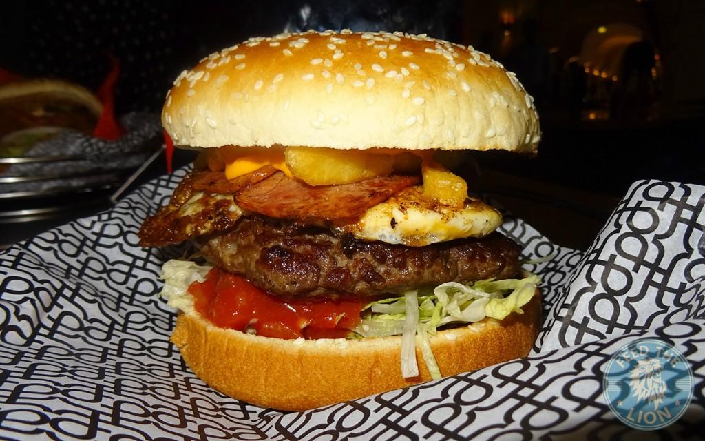 TBJ -The Beast Burger