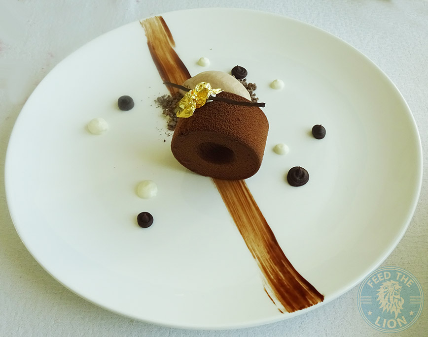 Al Grissino - Cioccolatoso - Chocolate desustation of Dark Kayabe, Dark Vanuary, Milk Kayabe and Gianduja AHD 65