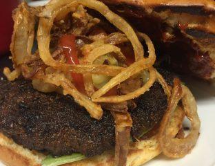 chef nahid ultimate burger