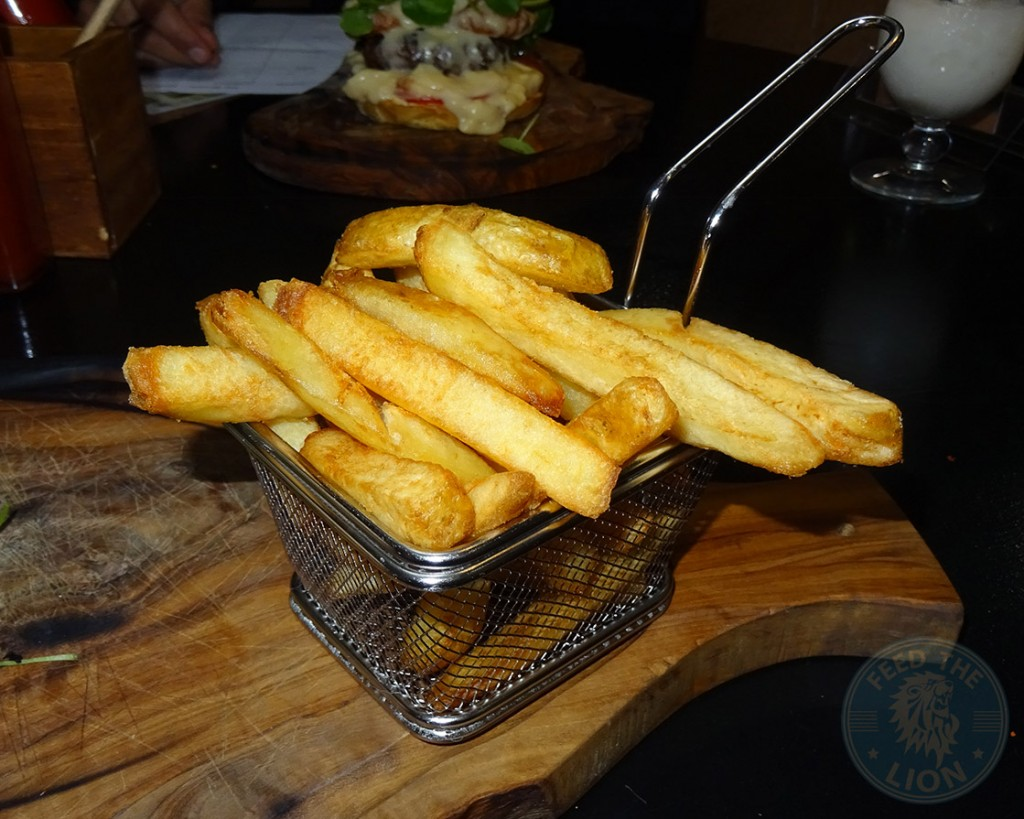 fries chips steakout