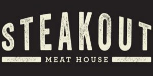steakout steak out logo