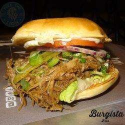 chef special duck burger burgista bros halal