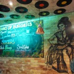 band of burgers camden wall art
