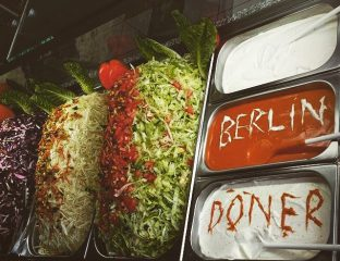 the berlin diner kebab feed the lion meat feast