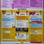 menu drinks halal certificate cabana brasilian barbecue restaurent halal london burger steak white city westfield jesus rio statue pepper