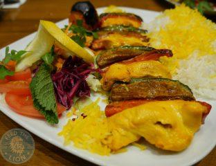 khatoon iranian harrow kebab