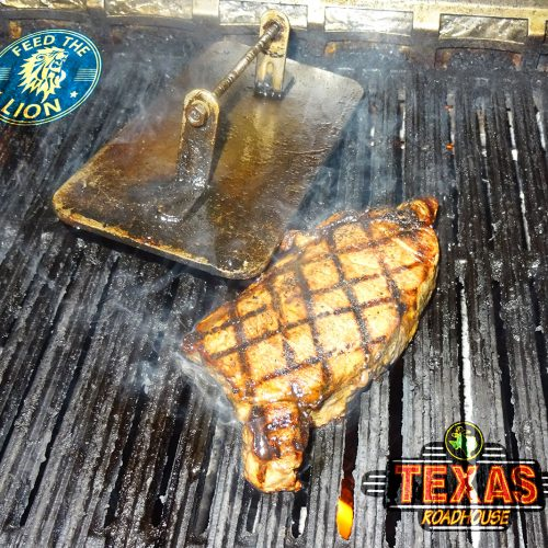 texas roadhouse dubai steak burger meat halal food review
