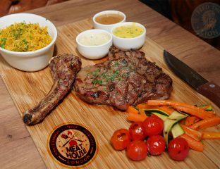 meat house london halal food review feed the lion
