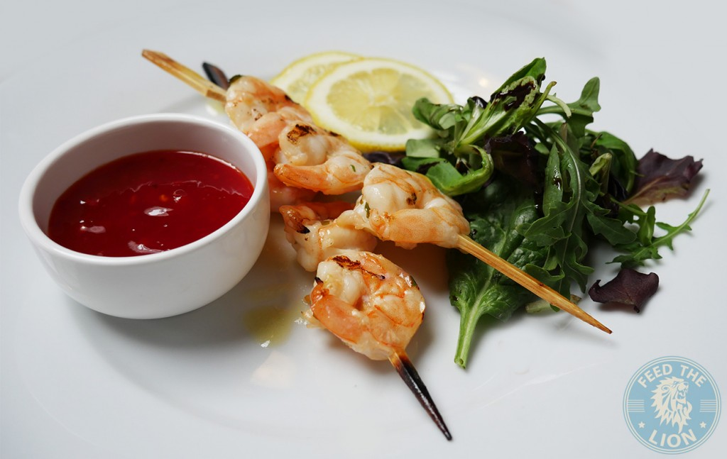 meat house london King Prawn halal