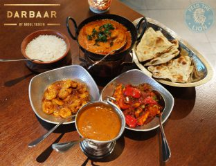 darbaar abdul yaseen liverpool street indian fine dinning