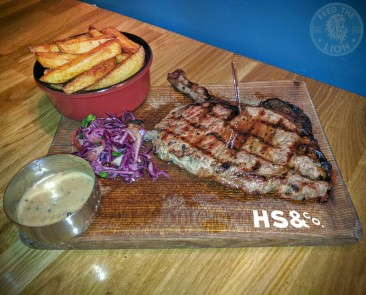 HS&Co. (Steakhouse) – Stratford