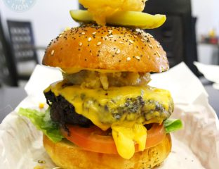 red iron burgers uxbridge halal food
