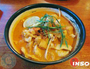 sushi Inso pan Asian cuisine Northwood Japanese