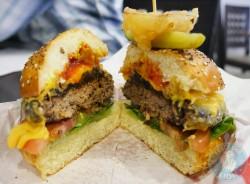 red iron burgers uxbridge halal food