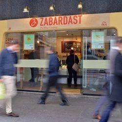 Zabardast, the Wrap Company