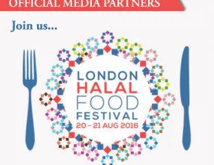 London Halal Food Festival 2016 Feed the Lion media partner