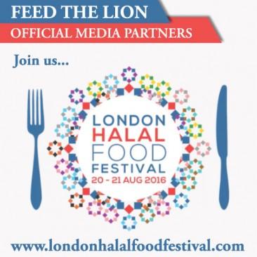London Halal Food Festival 2016 #HFFLondon
