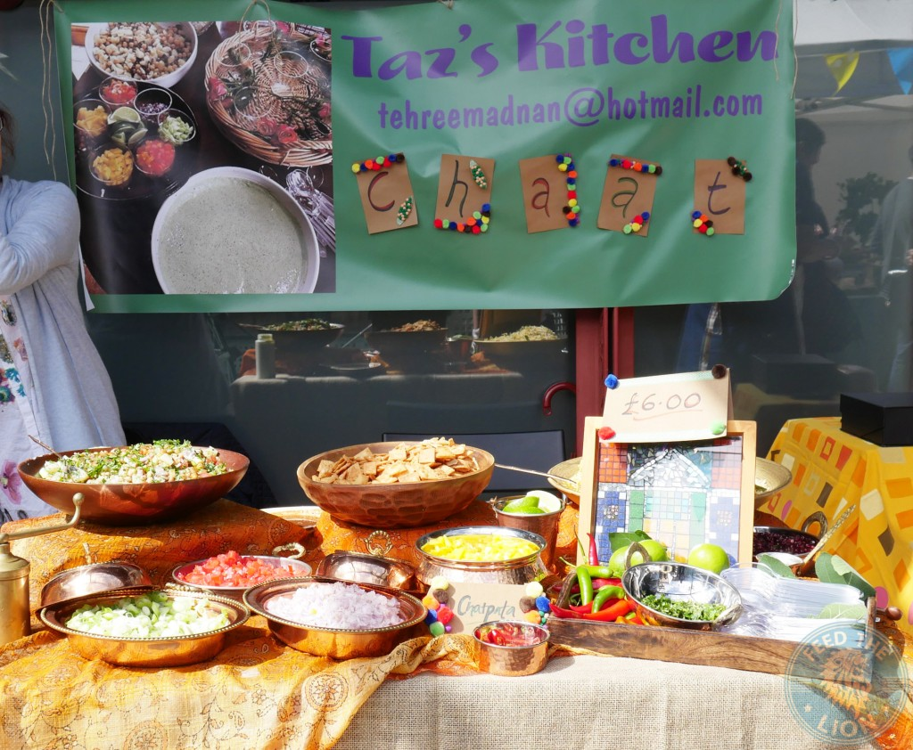 Taz's Kitchen London Halal Food Festival 2016