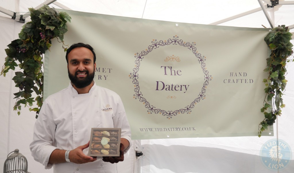 The Datery London Halal Food Festival 2016
