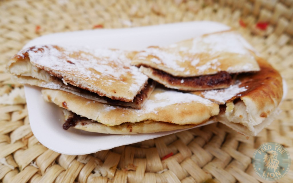 Egyptian Sandwiches London Halal Food Festival 2016