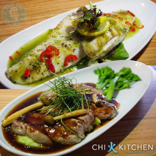 Chi Kitchen restaurant london birmingham